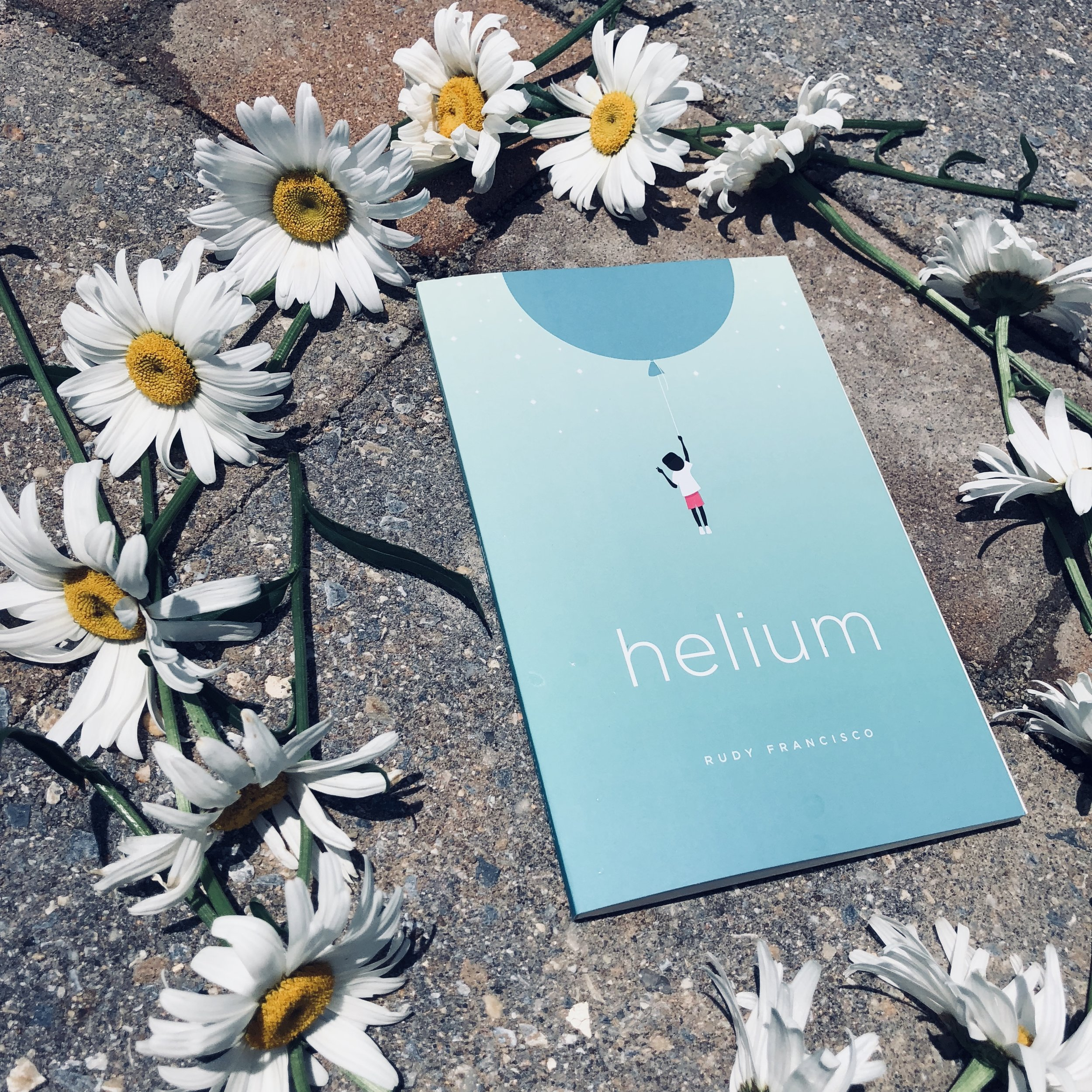 'Helium' - By Rudy Francisco