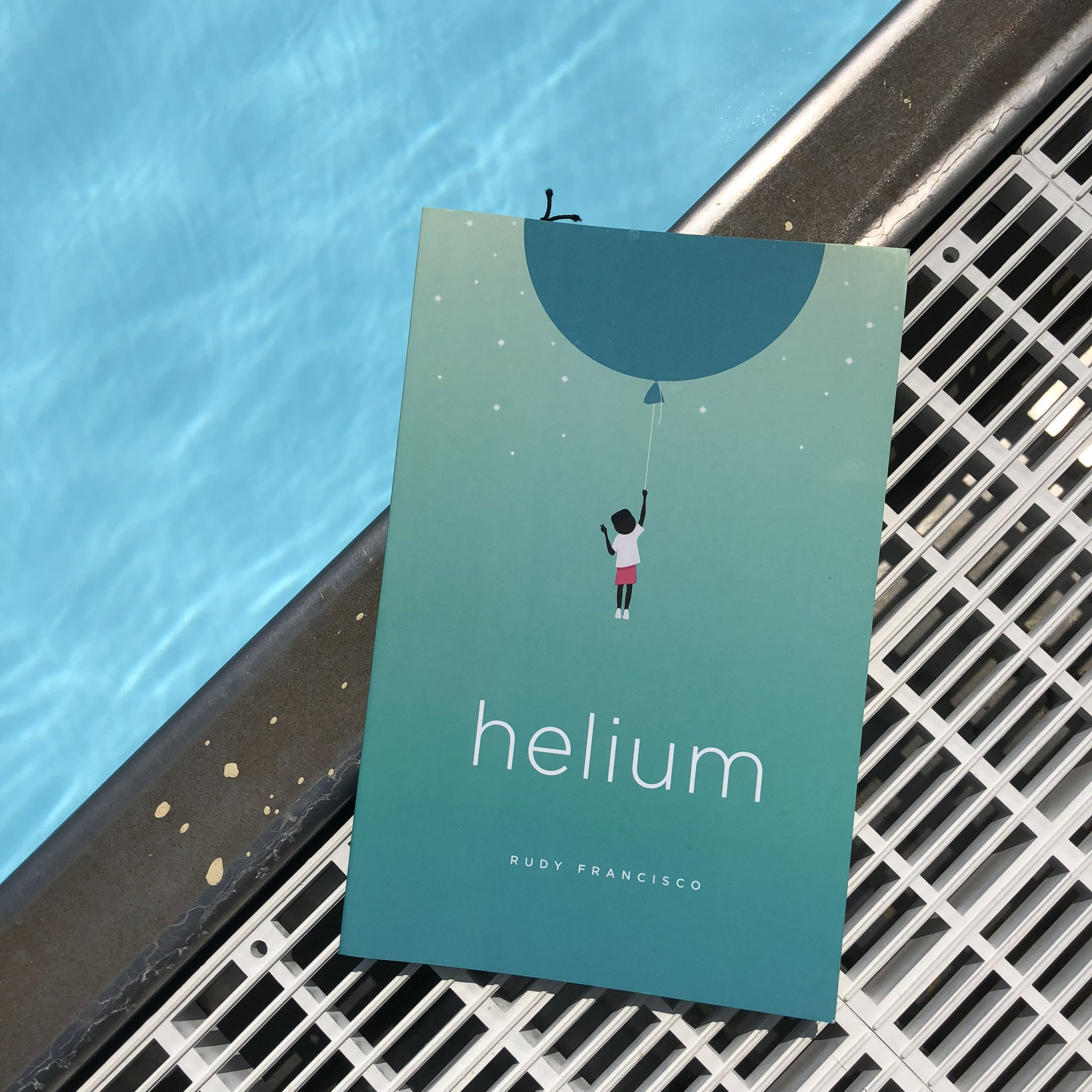 July Book Review - 'Helium,' by Ruby Francisco