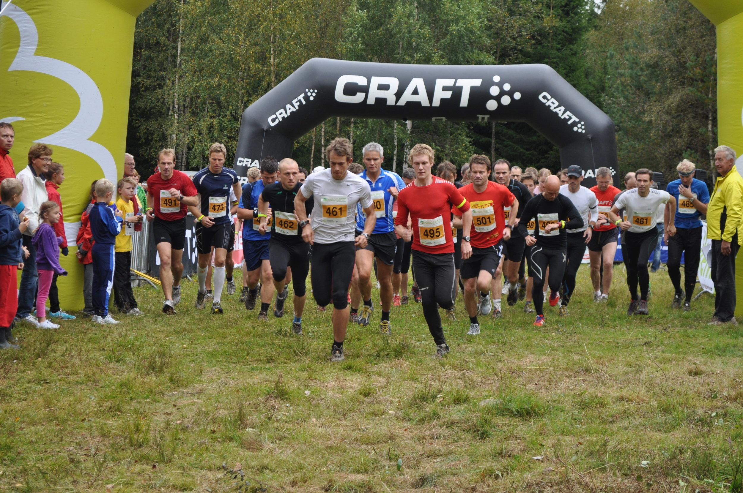 21 km rekorder: - Damer: Anne Johanne Lind NørbechTid: 1:37:40 (2018)Herrer: Pål Asbjørn KullerudTid: 1:25:53 (2014)