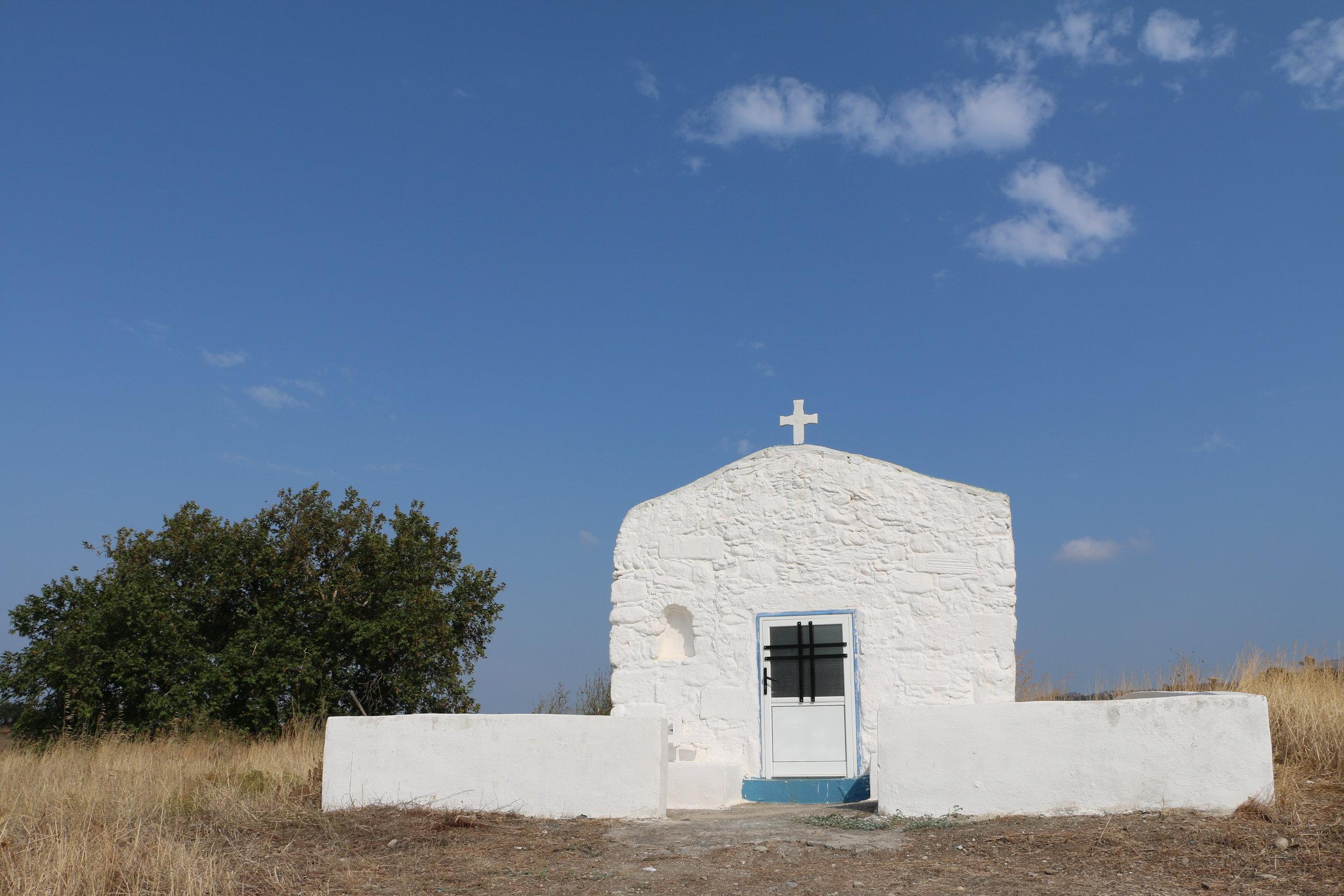 A Place Where People Pray, Marry, Baptize, Beg - Kos