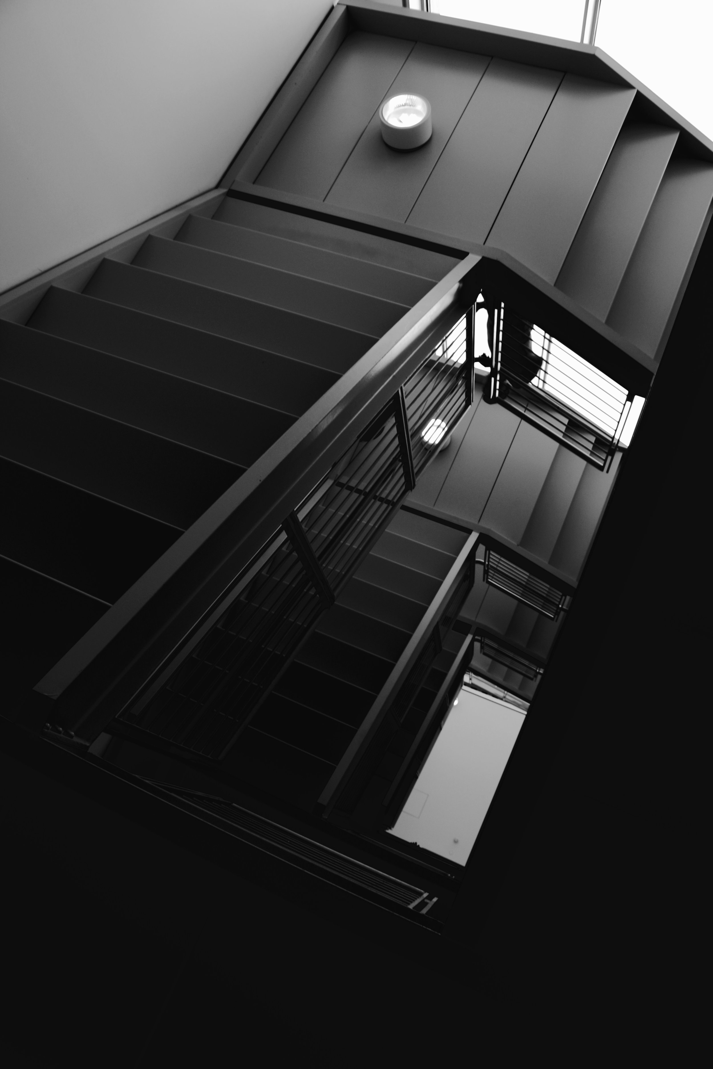 Fire Escape - The Whitney