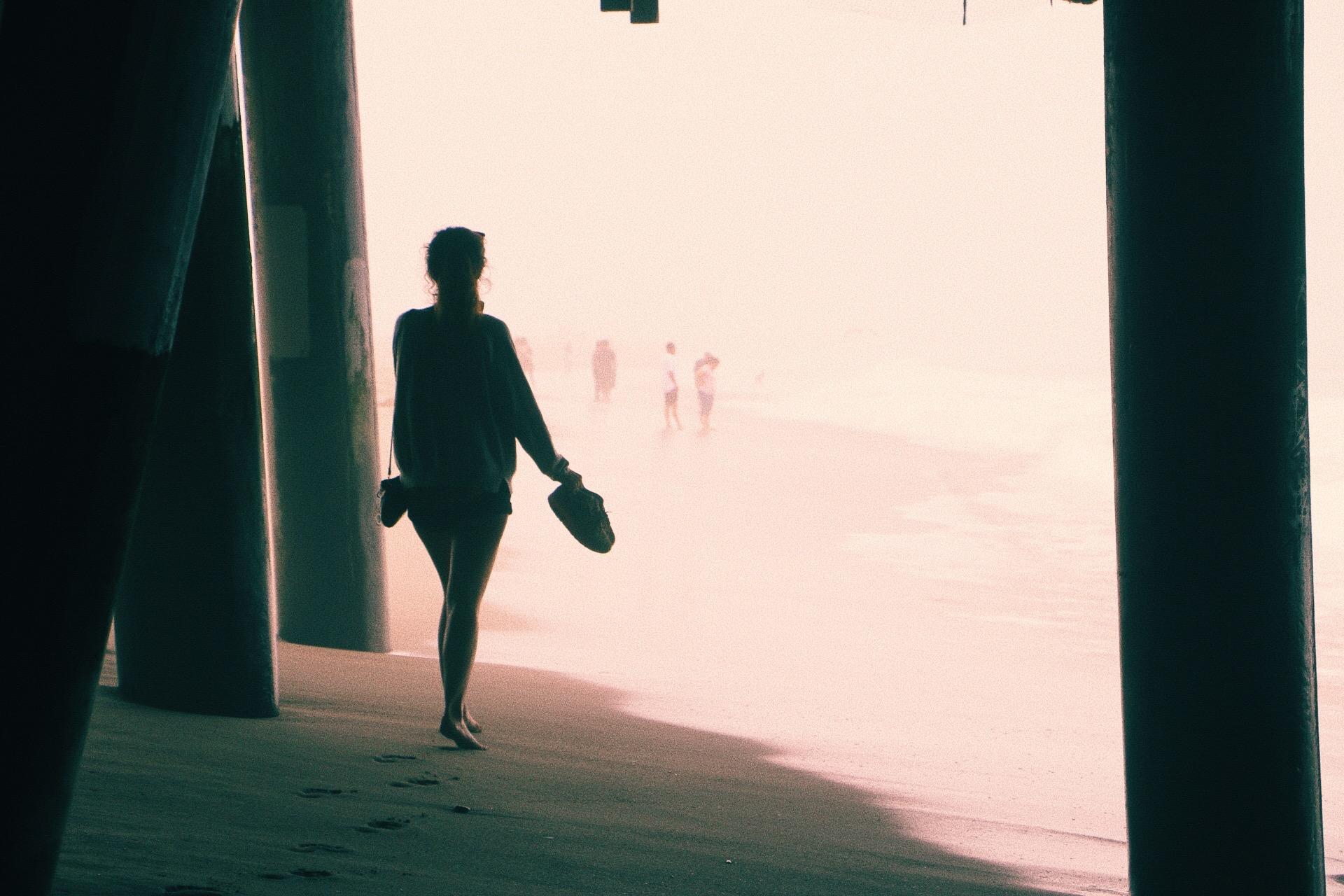 Light - Santa Monica Pier