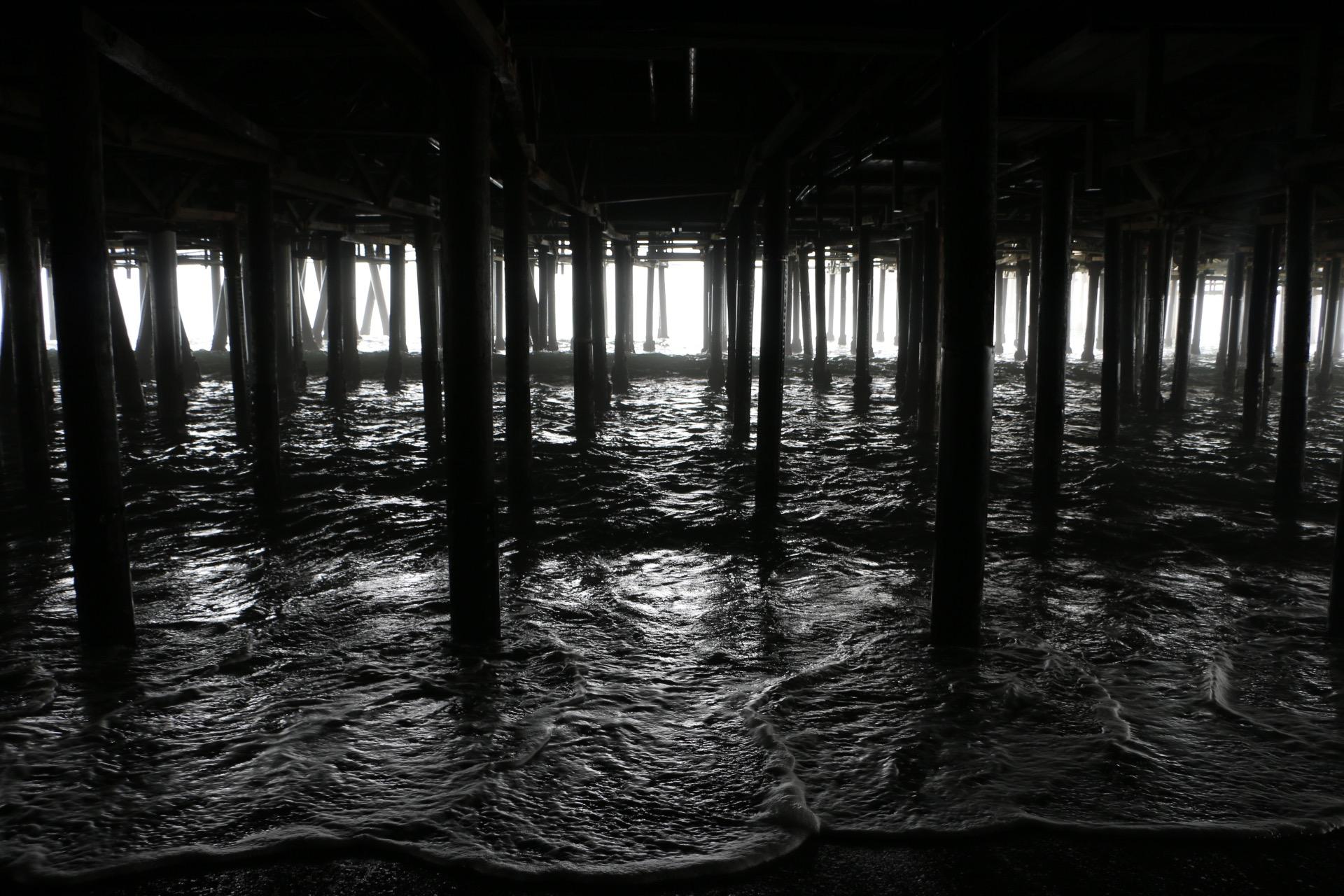 Darkest - Santa Monica Pier