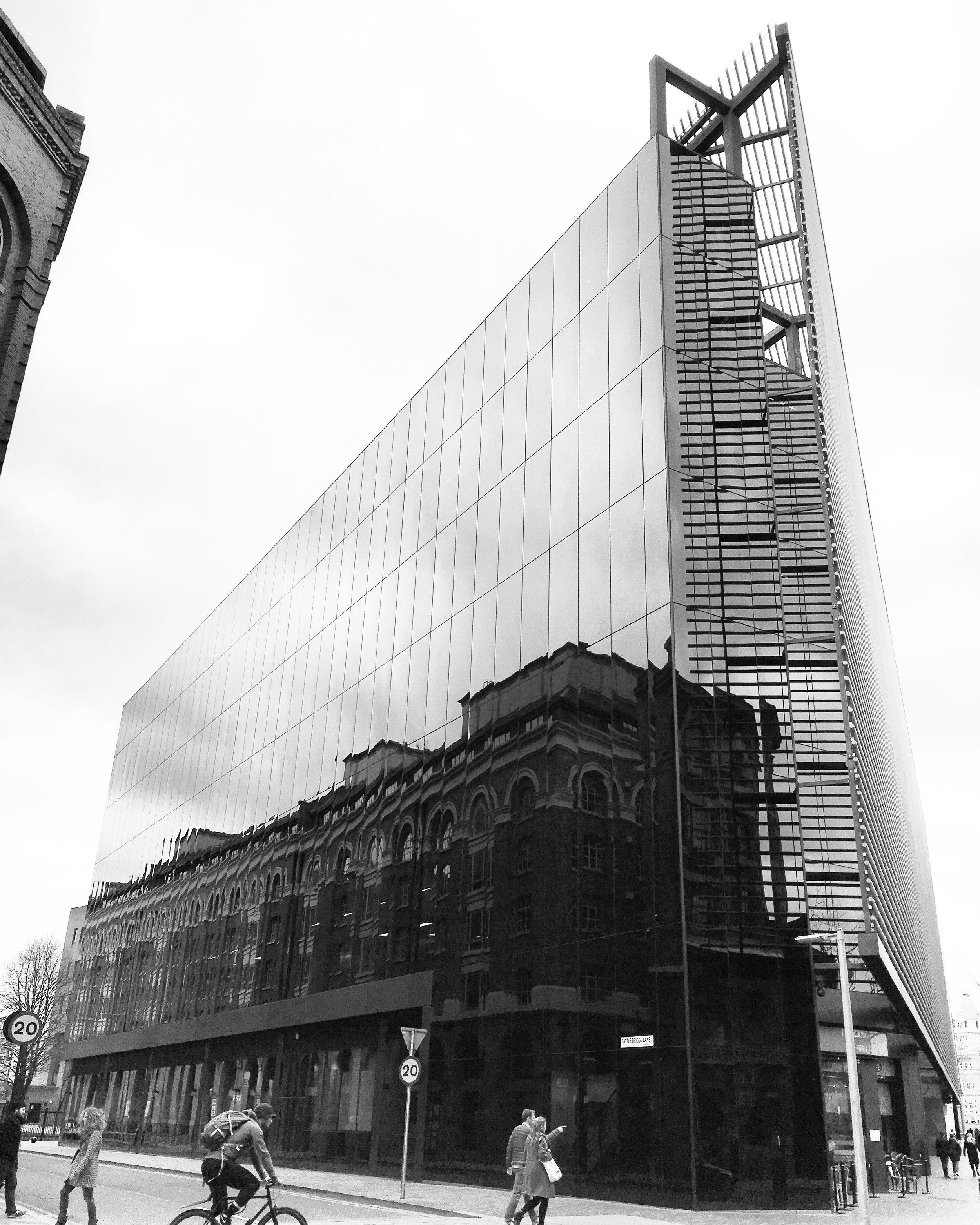 New vs. Old - London