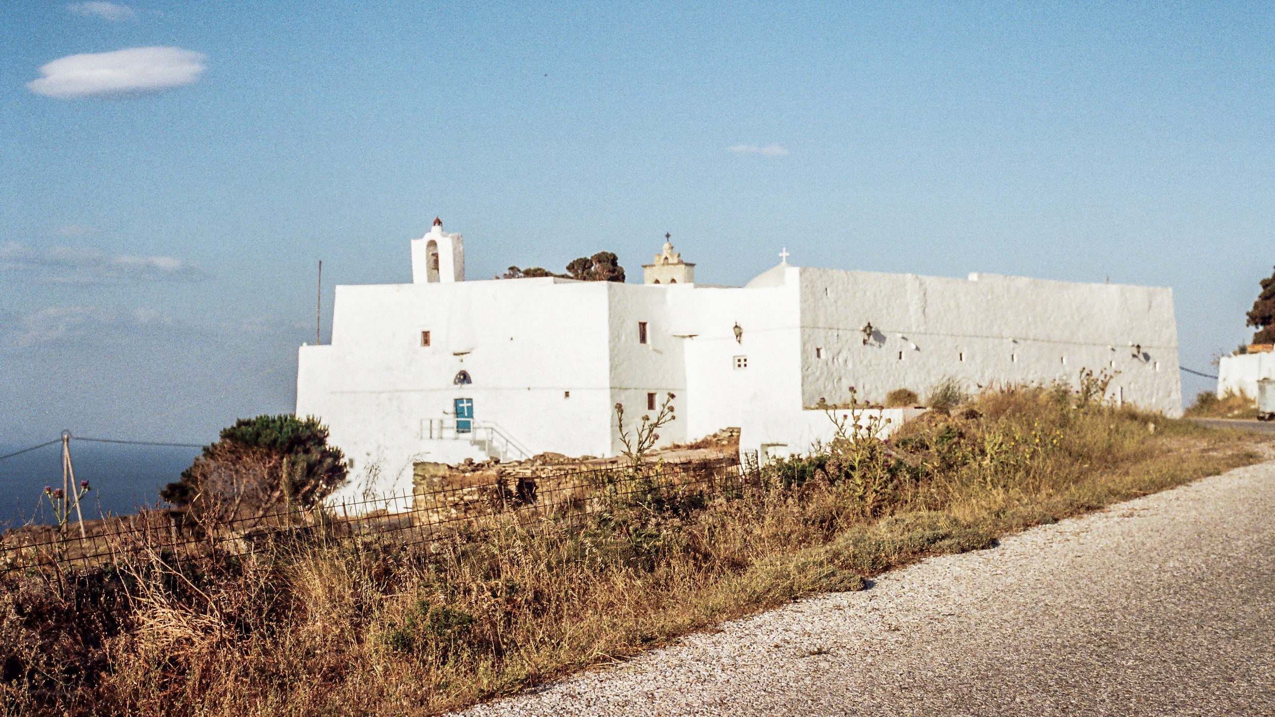 Μονή Ταξιαρχών //  Monastery of Taxiarches