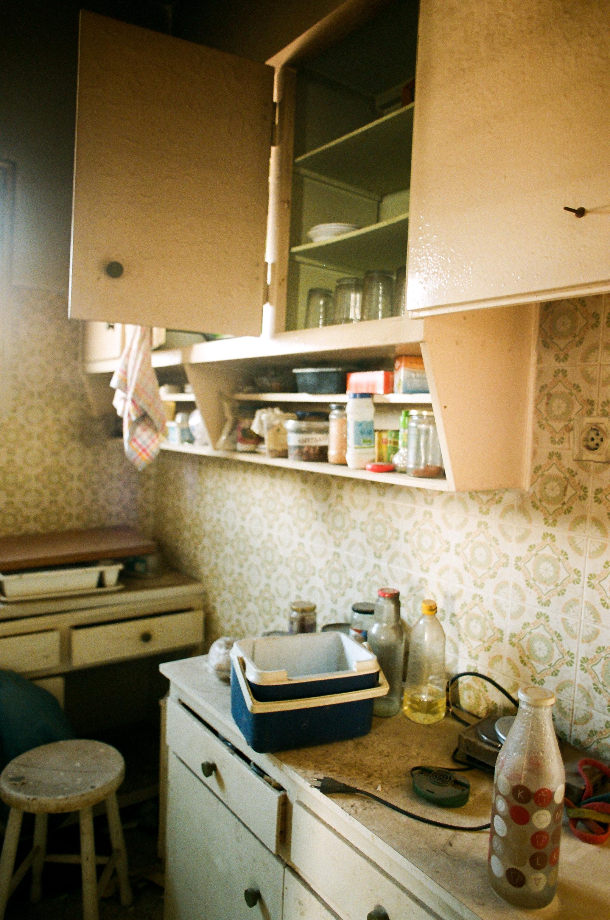 FEATURE ON LOMOGRAPHY MAGAZINE - Lilena Marinou: Greece Fires on Lomography Film