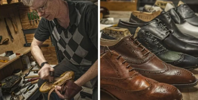 Crary makes shoes with leather insoles, which are sturdier and more supportive than the paper insoles in most shoes.