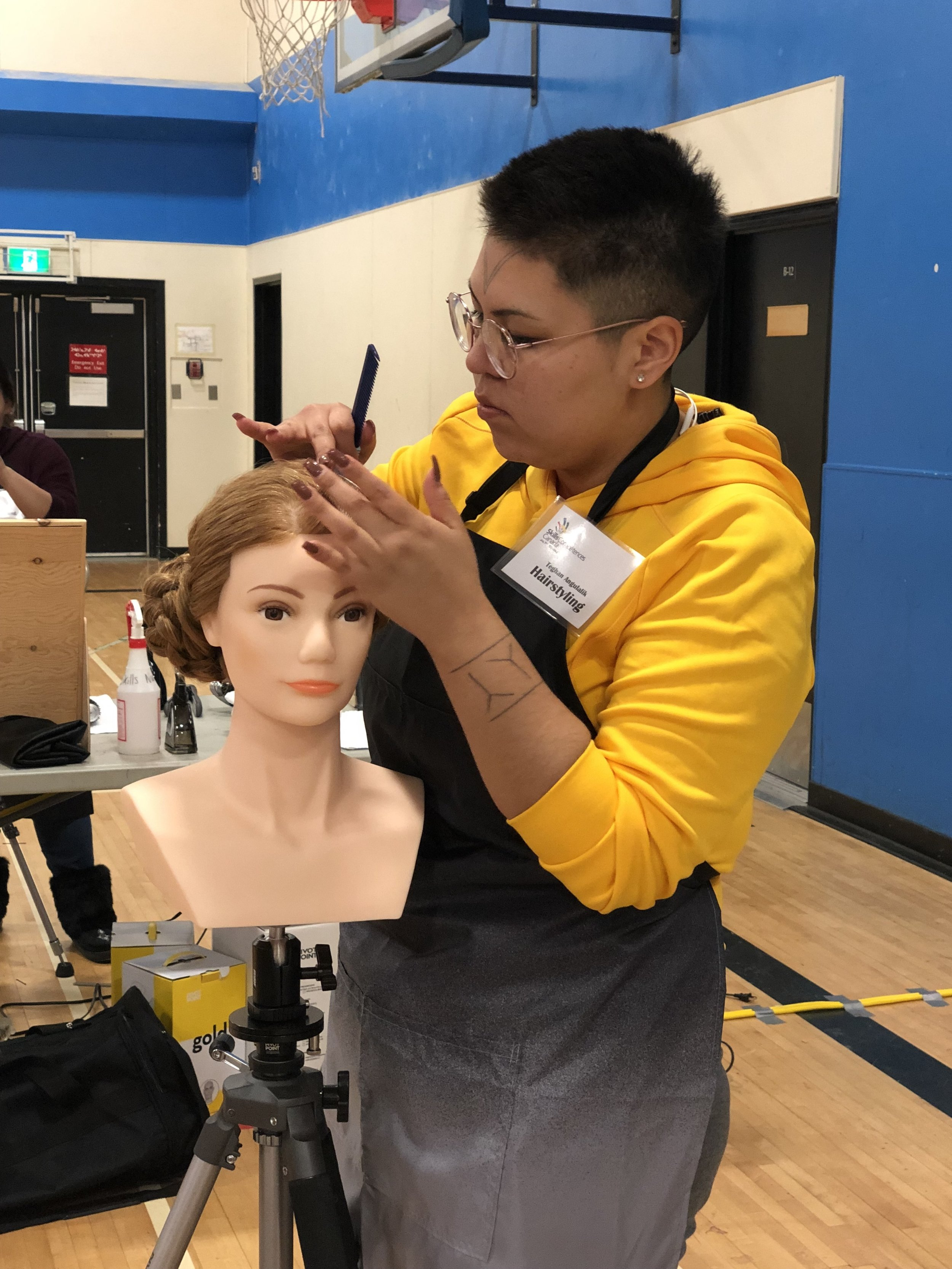 Skills Hairstyling Camp coming to Iqaluit and Rankin Inlet!