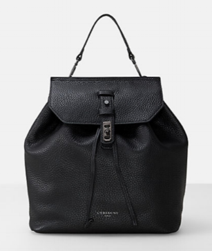 Liebeskind Wisconsin Pebble Leather Backpack ($295)
