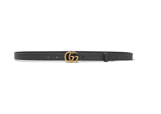 Gucci Leather Belt ($330)