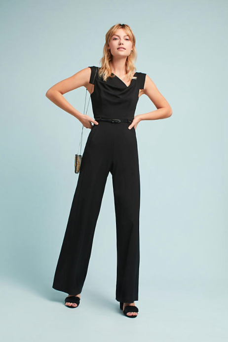 Black Halo Marilyn Jumpsuit $398