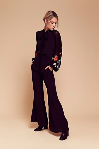 Free People Smoke Rings Jumpsuit $250