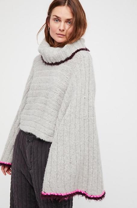 Free People Winter Park Sweater $168