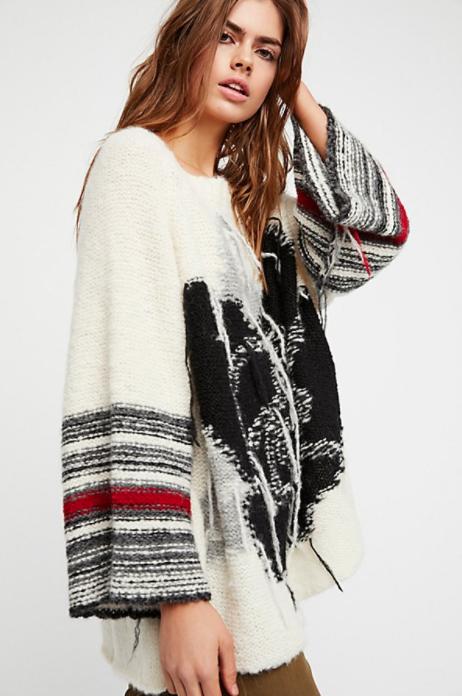 Free People Last Rose Sweater $198