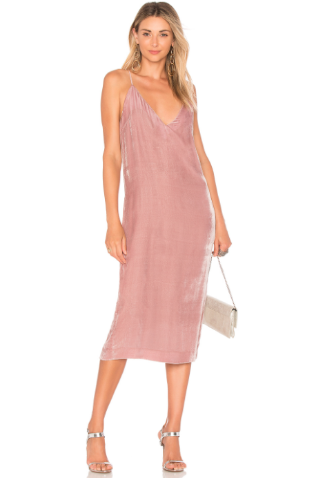 Mara Hoffman Georgia Slip Dress $325