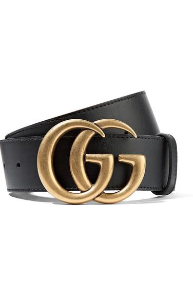 A Gucci Belt -
