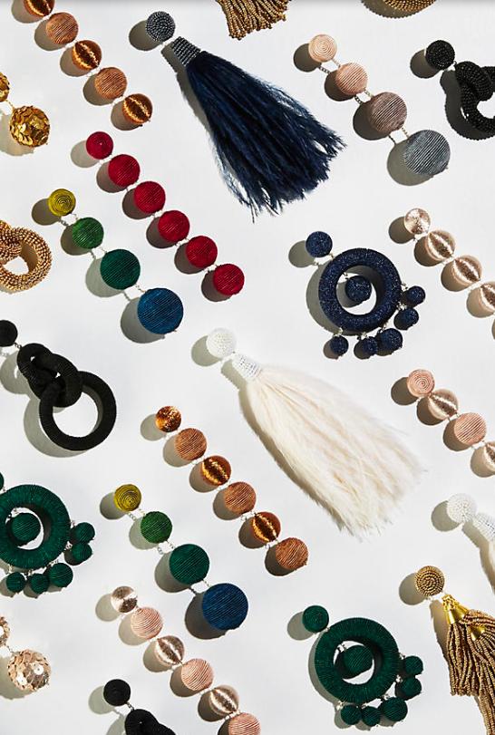 Statement Earrings -