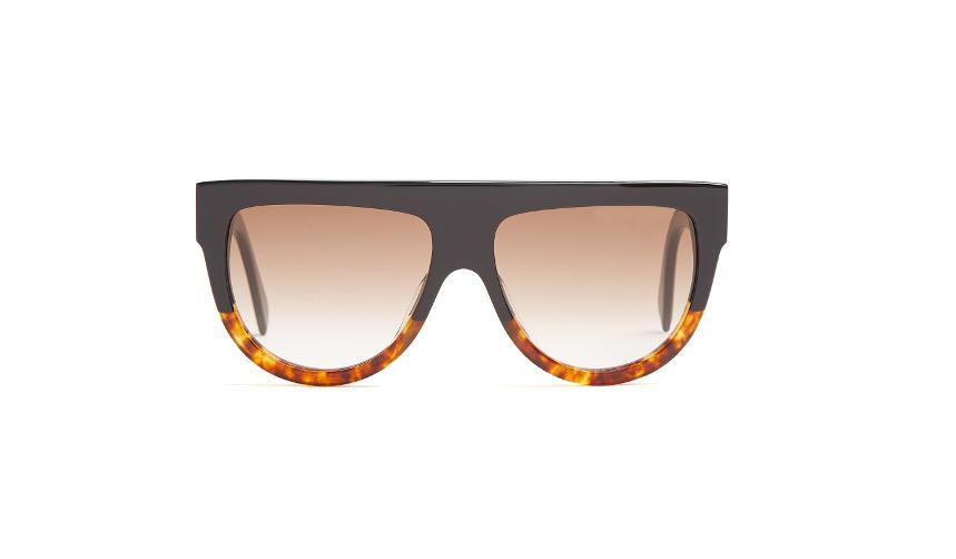 Celine Shadow D Frame Acetate Glasses $322