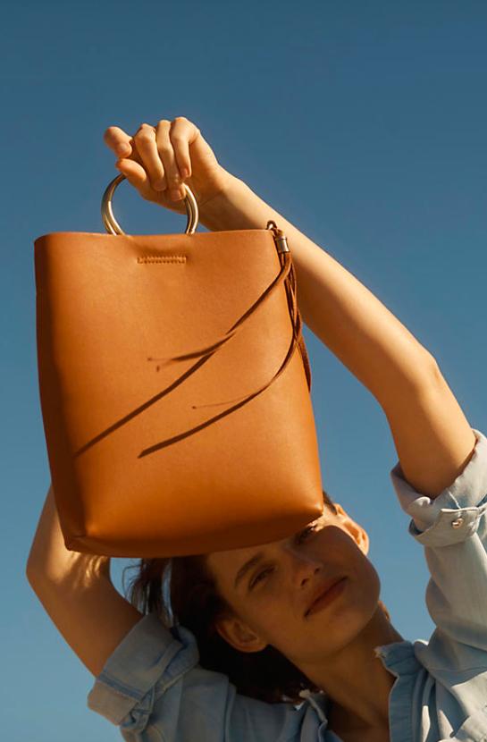 Morgan Tote Bag $68