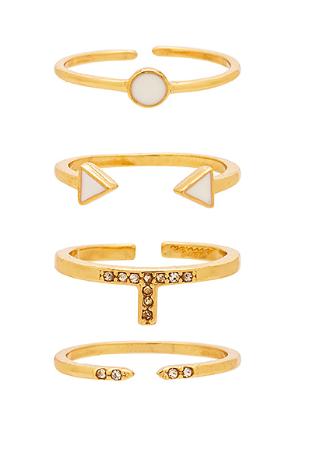 Last Lover Ring Set $35
