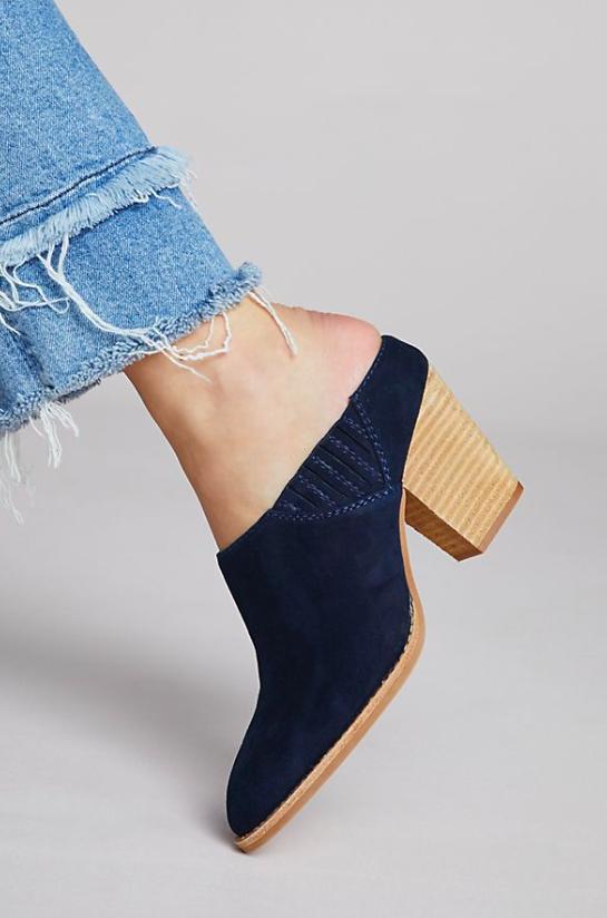 Chunky Heels -