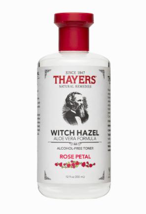 Thayers Rose Petal Witch Hazel $7
