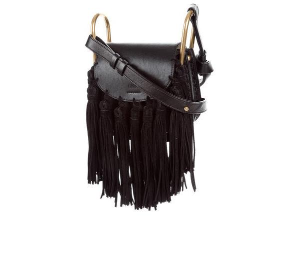 Chloe Hudson Mini Fringe Bag $1,095