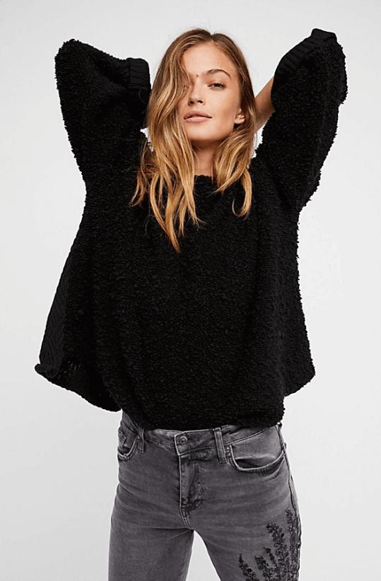 A Lightweight Sweater -