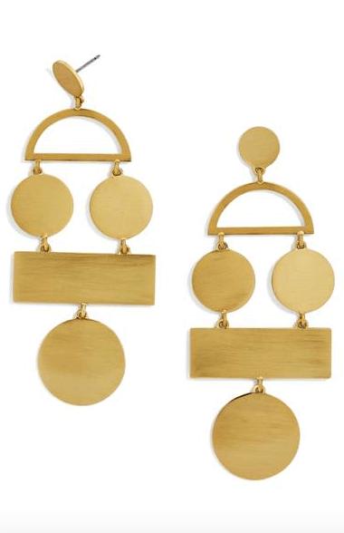 BaubleBar Picasso Drop Earrings $38