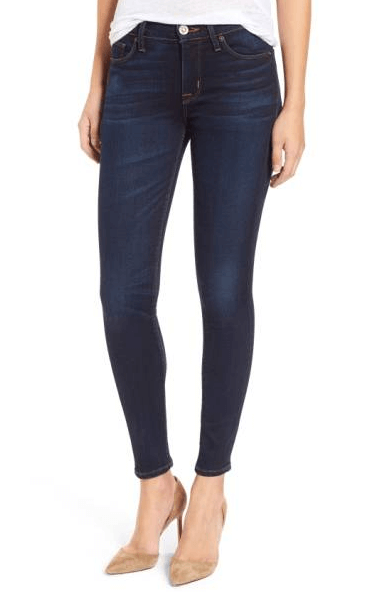 Hudson Nico Ankle Skinny Jeans $195