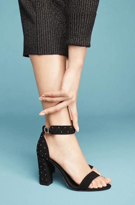 Raye Genesis Encrusted Heels $188