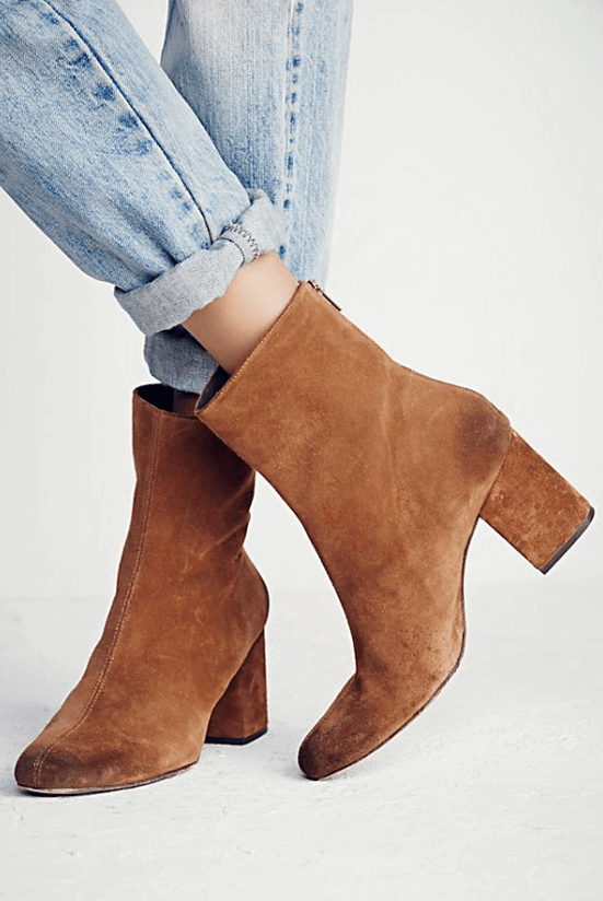 Cecile Ankle Boot $168
