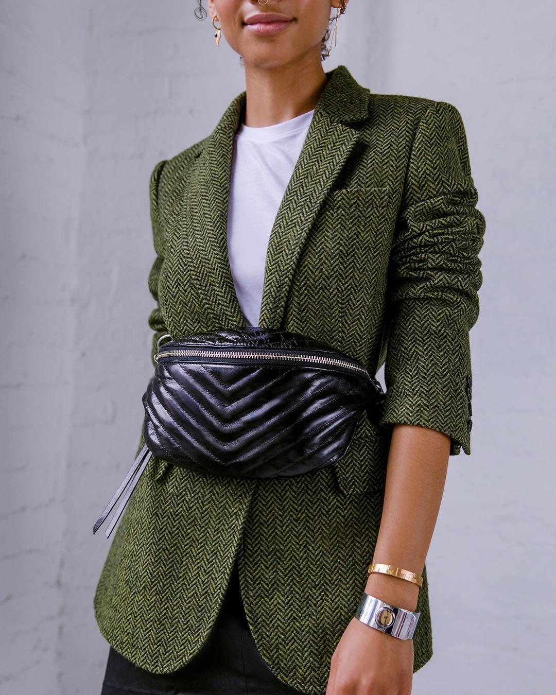 The New & Improved Belt Bag -