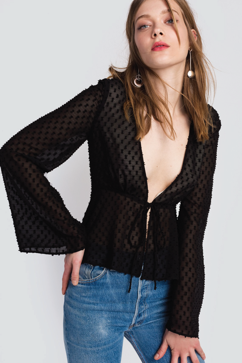 A Statement Top -