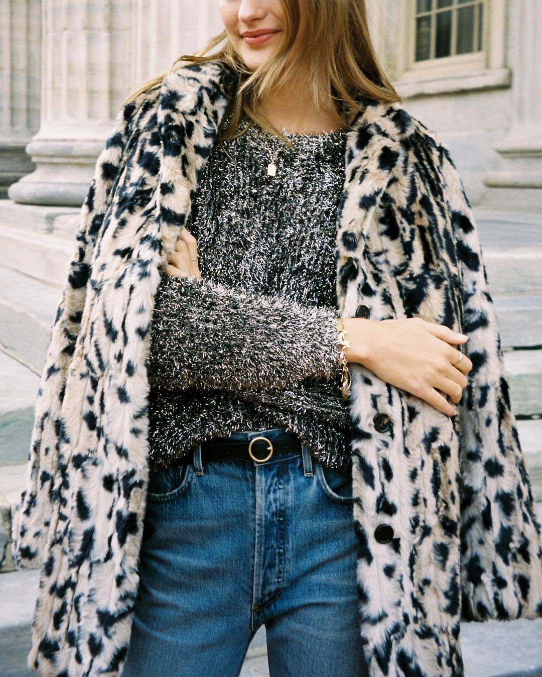 Cozy, Bold Layers -