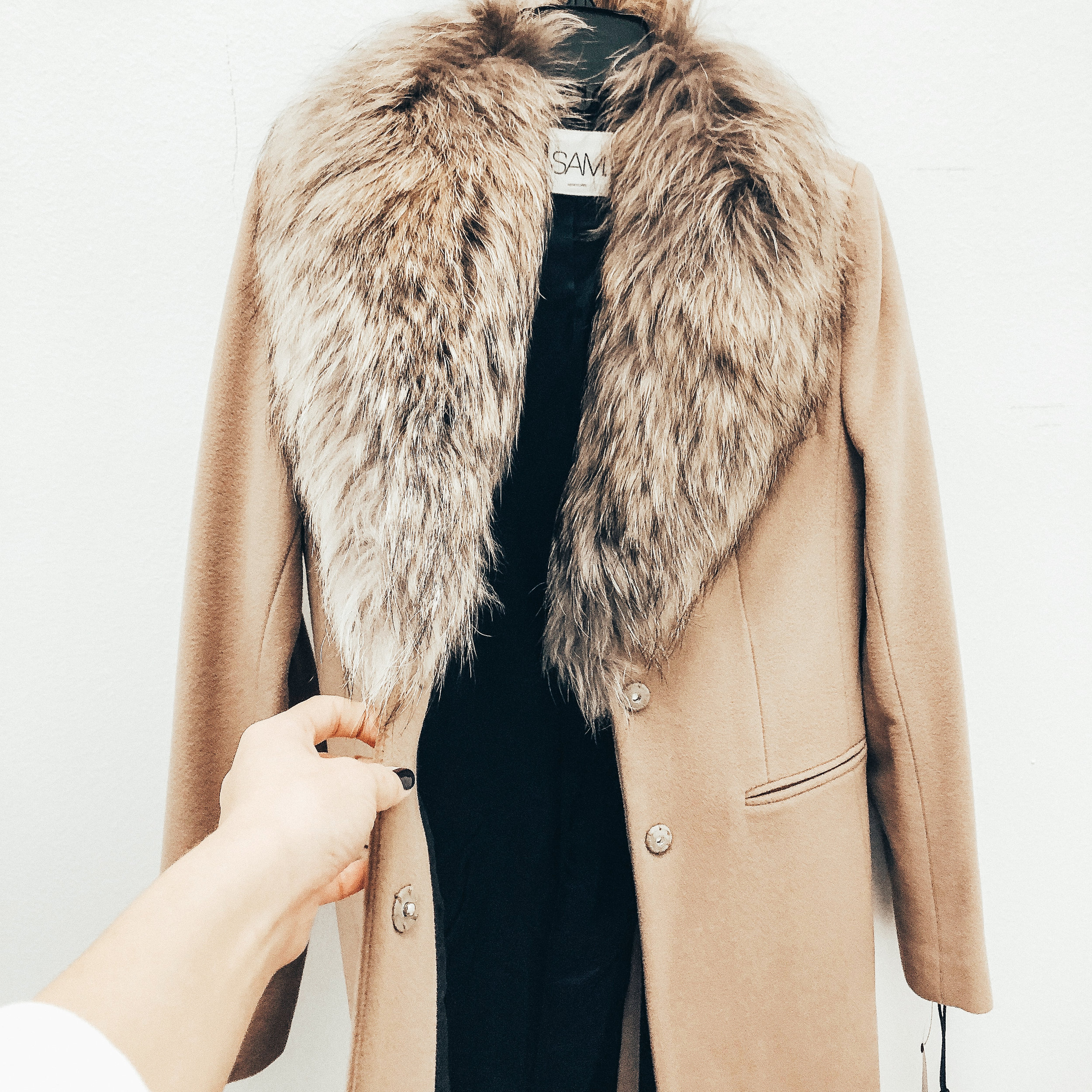 SAM Crosby Coat - $995