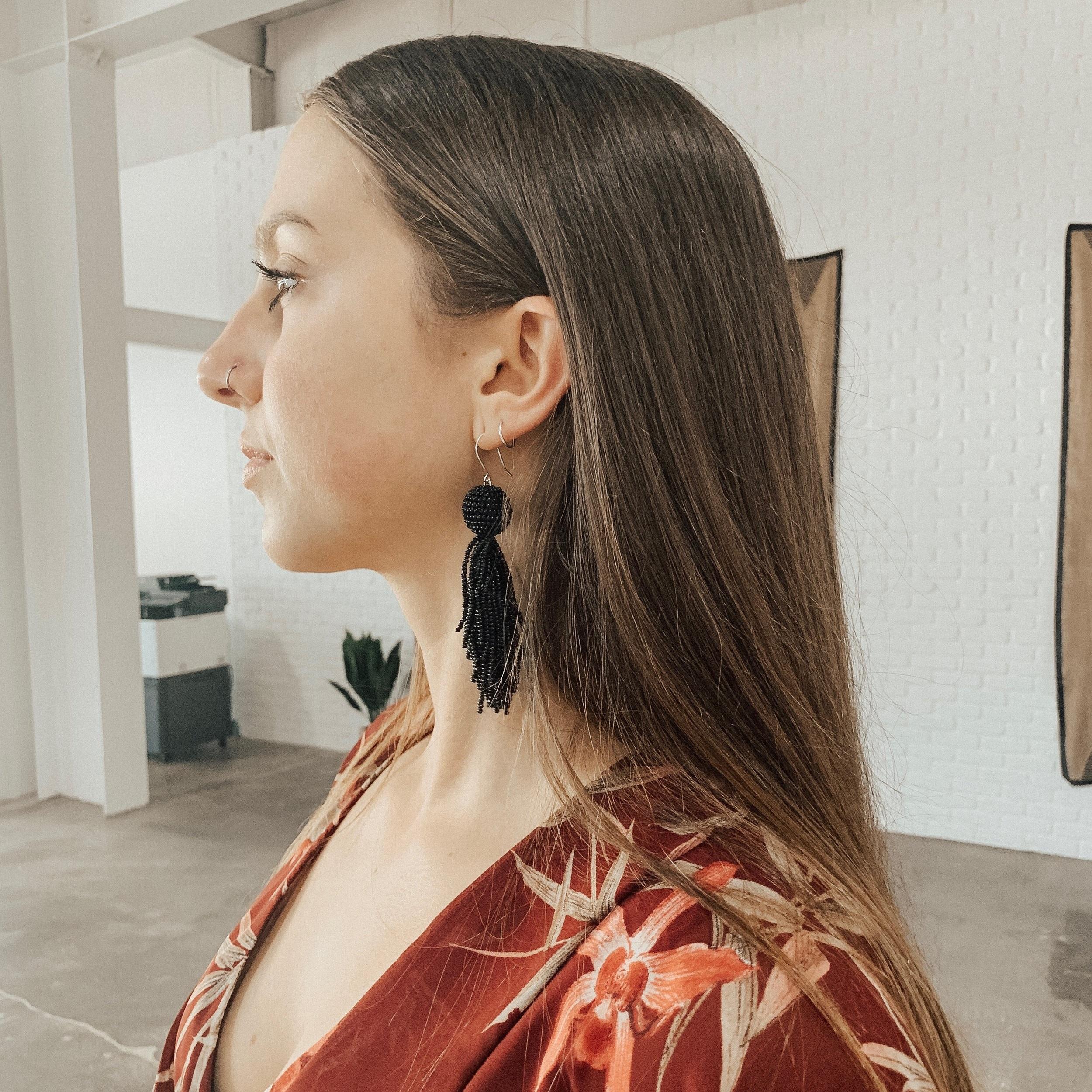 Chan Luu Earrings $65