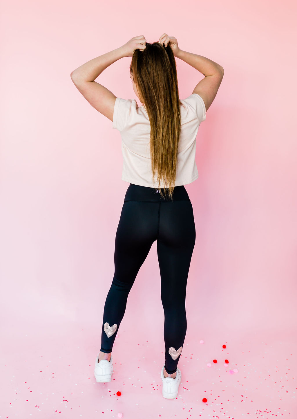 For Your Morning Workout - Leggings: Strut This $86