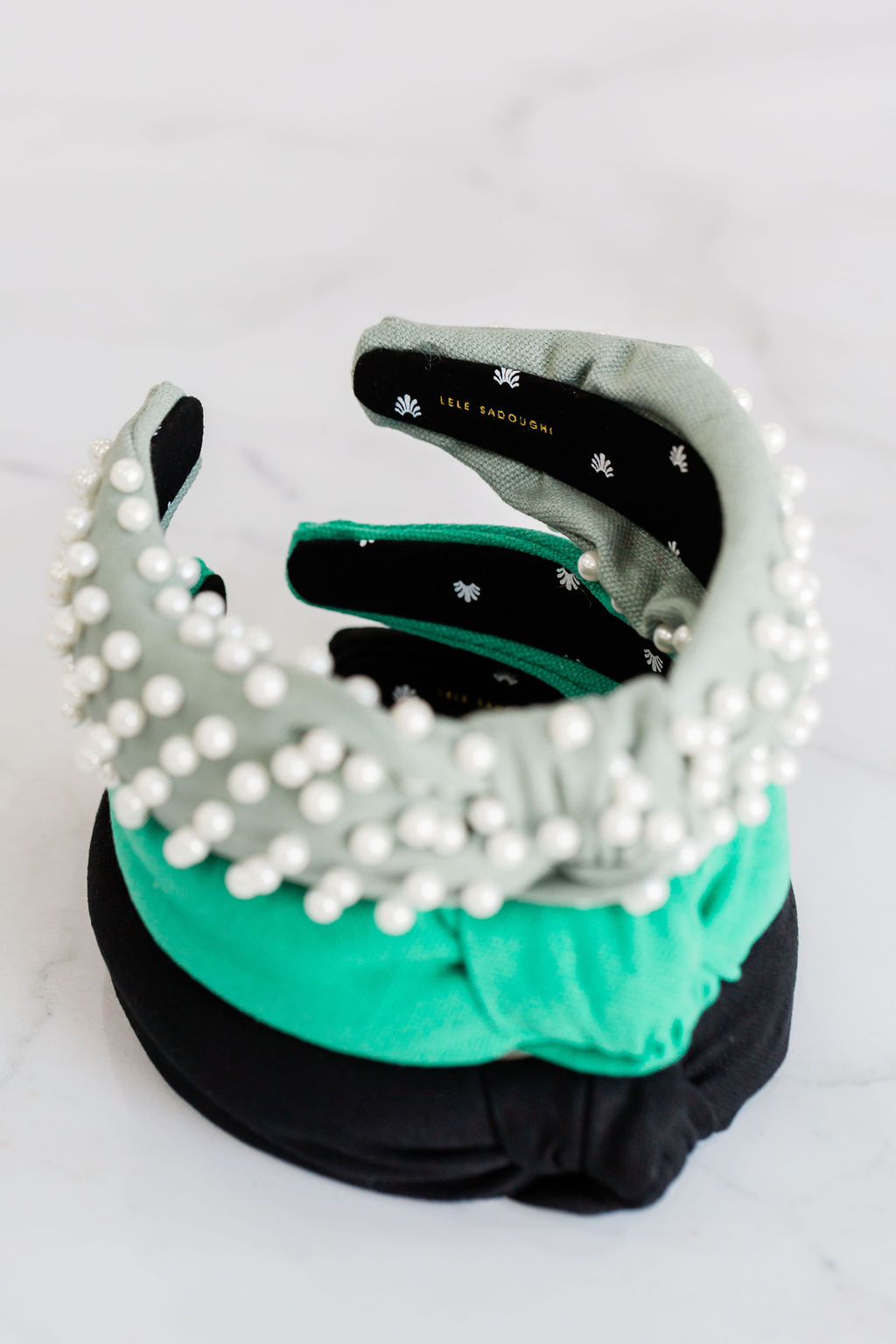 Lele Sadoughi Headbands - lelesadoughi.com
