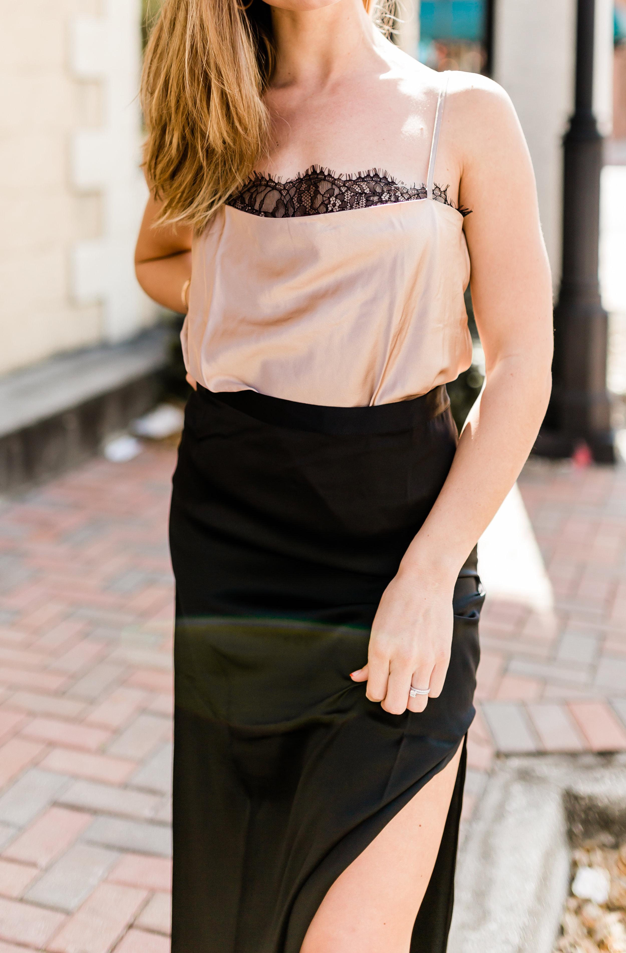 Lace & Silk -