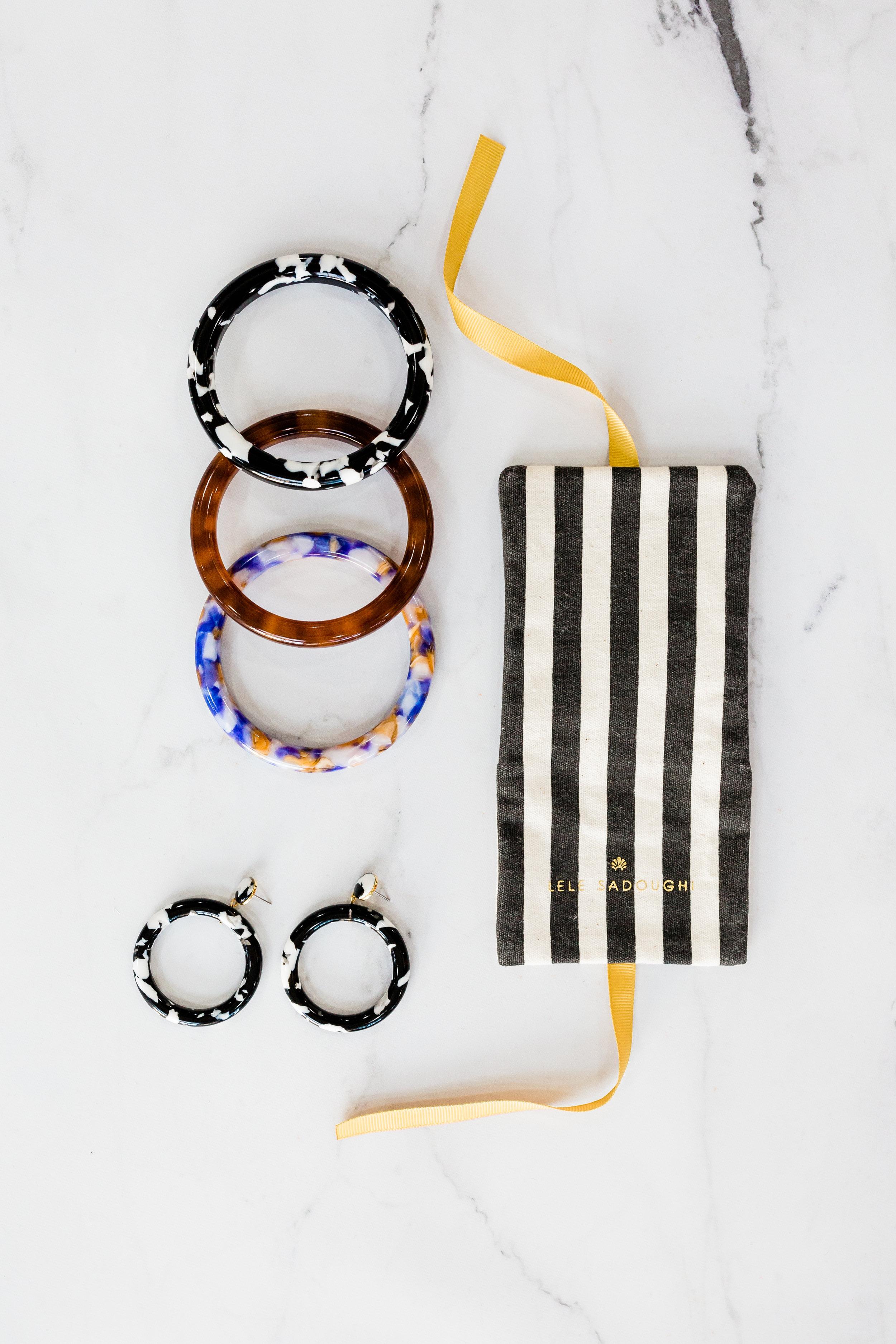 Acetate Jewelry -
