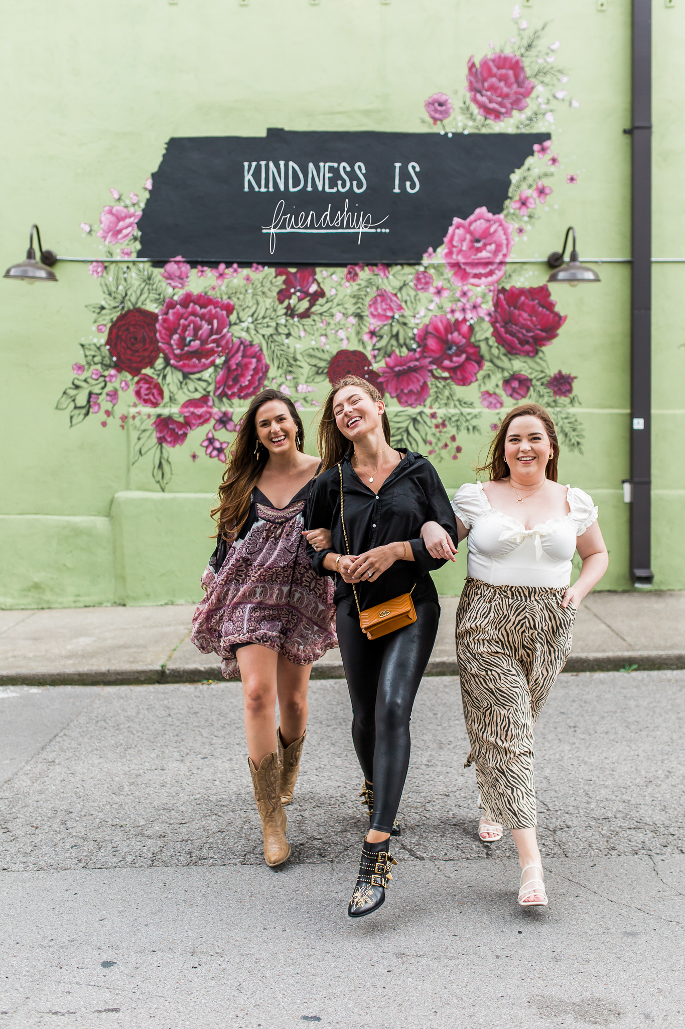 Kindness Is Mural - 1120 4th Ave N Nashville, TN 37208