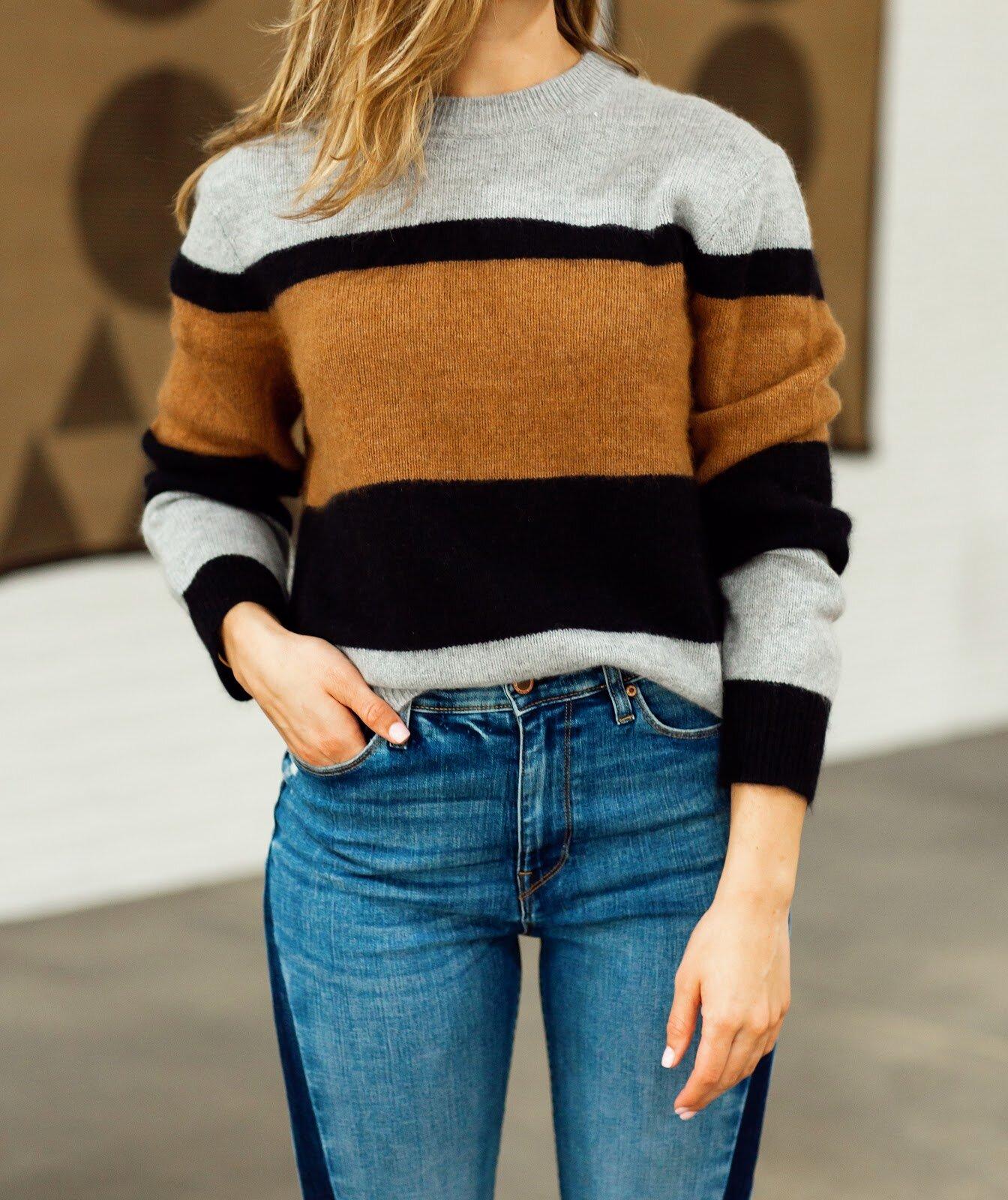 A Cashmere Sweater -
