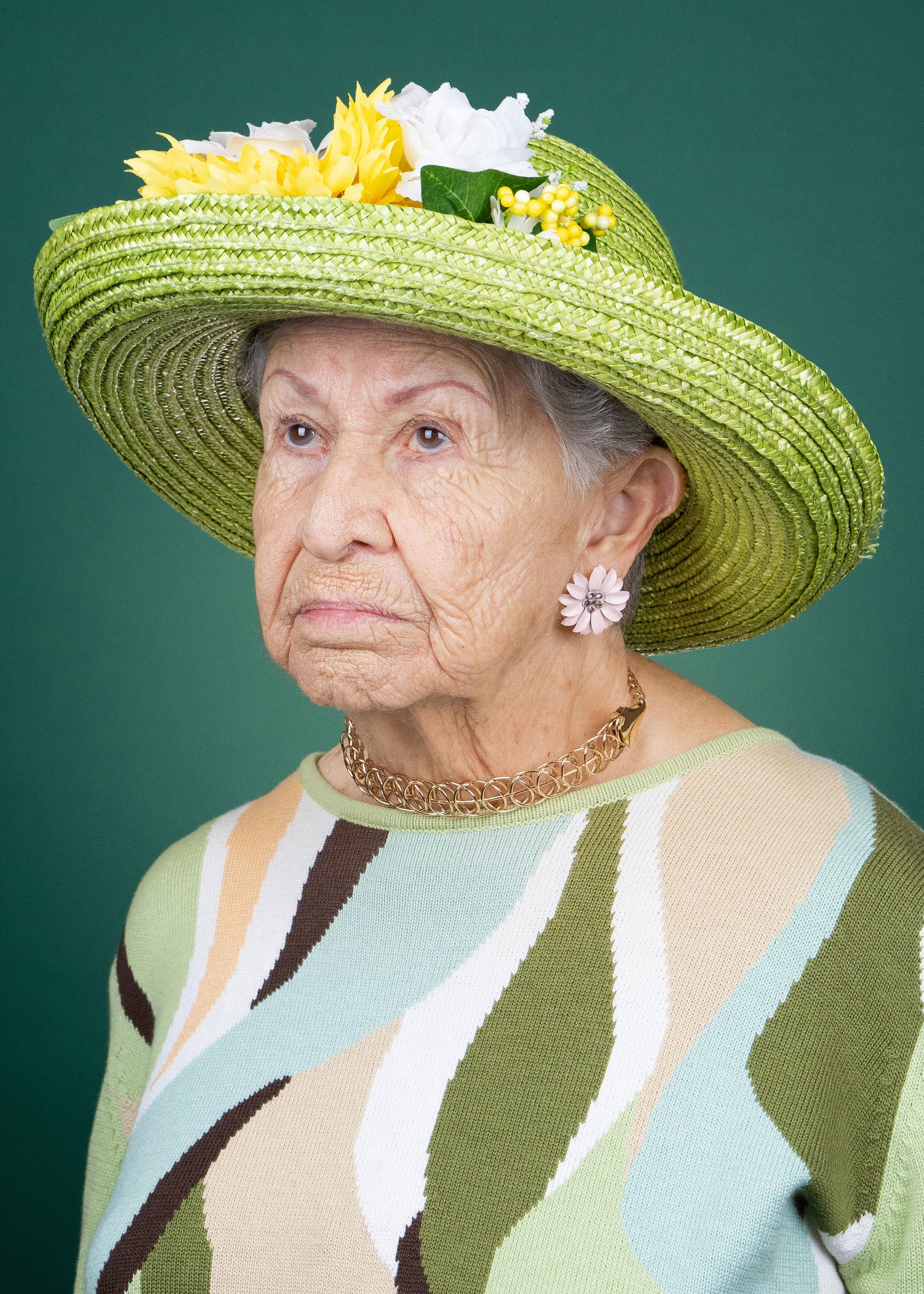 Queen Beatriz