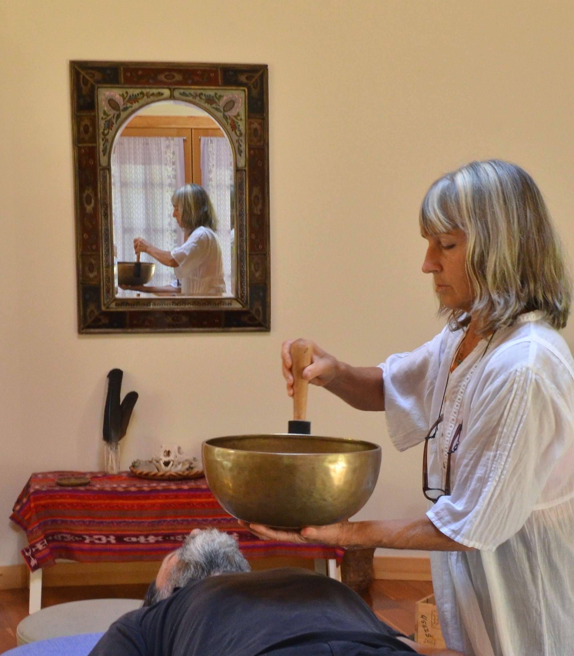 Sacred Temple Healing Session