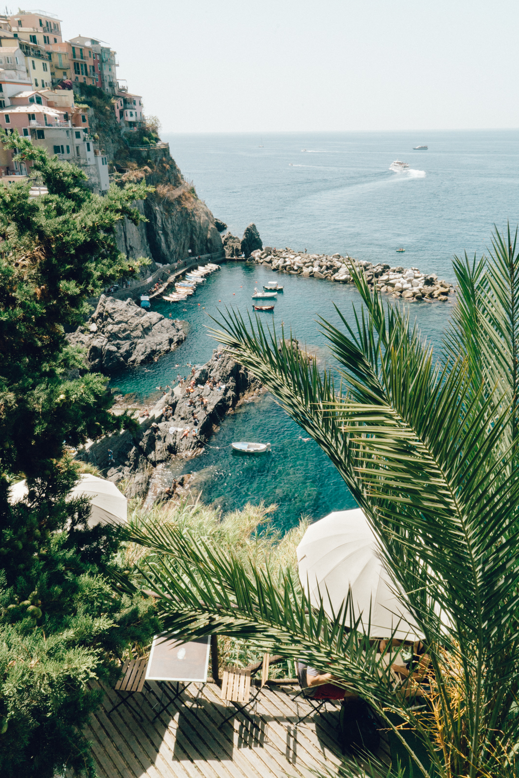 Cinque Terre Summer City Guide