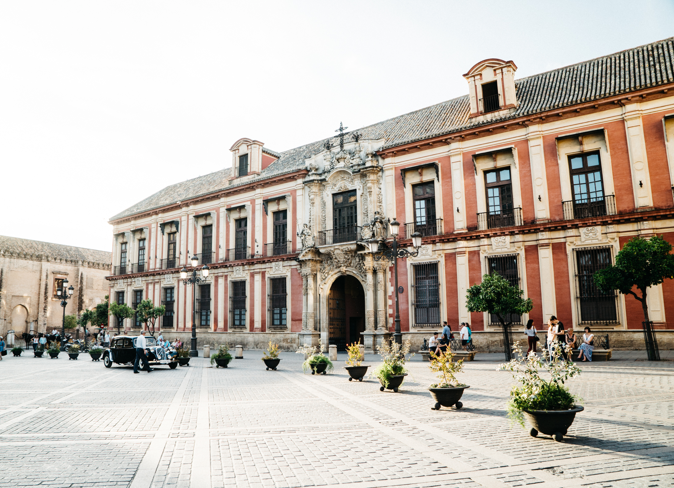 what to see and do in sevilla spain