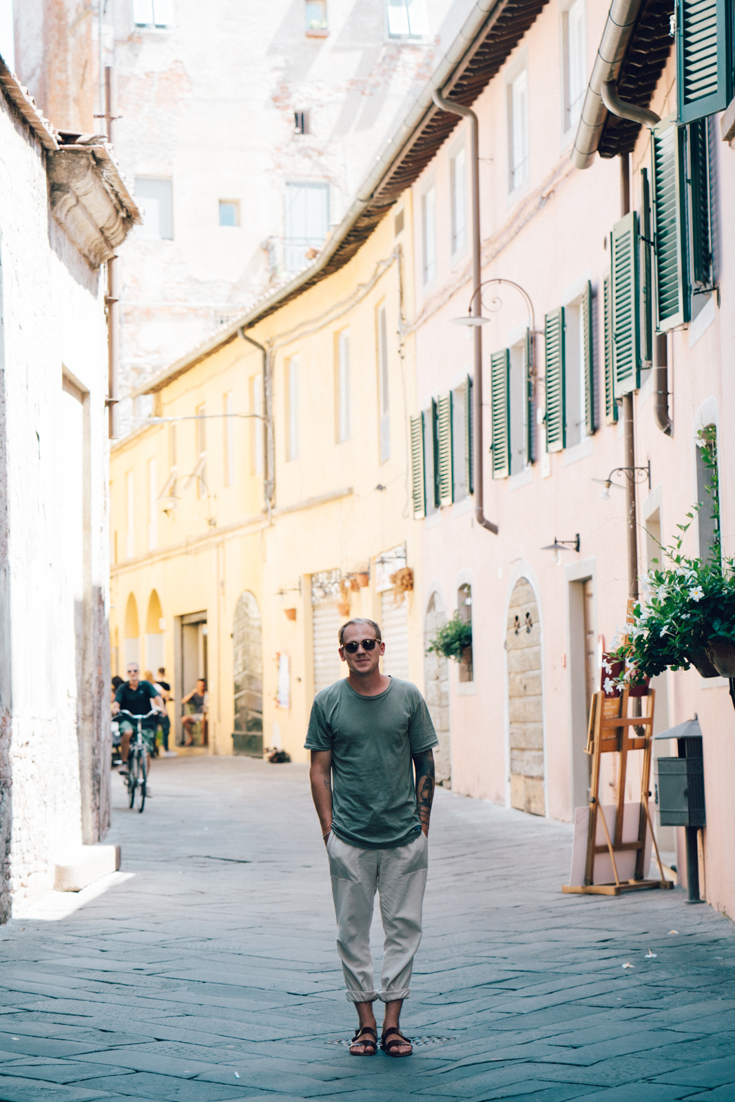 Lucca Italy Summer City Guide