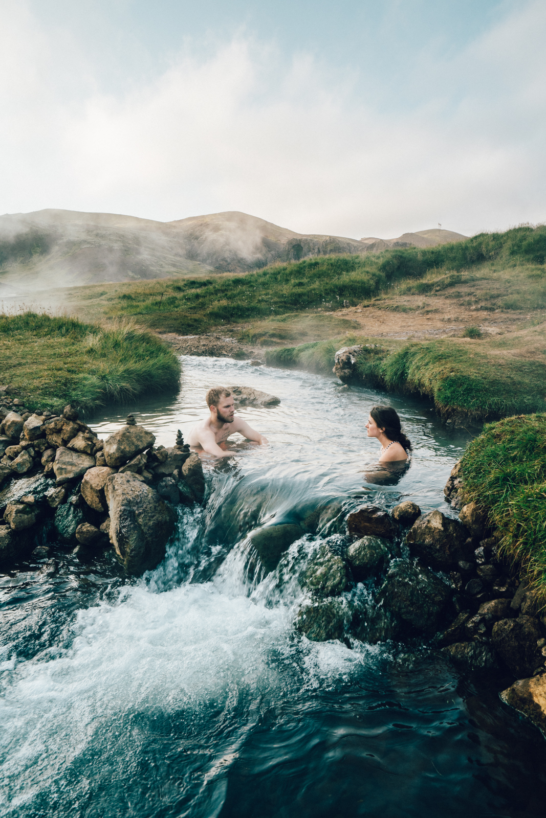 Iceland Travel Guide Hot Springs