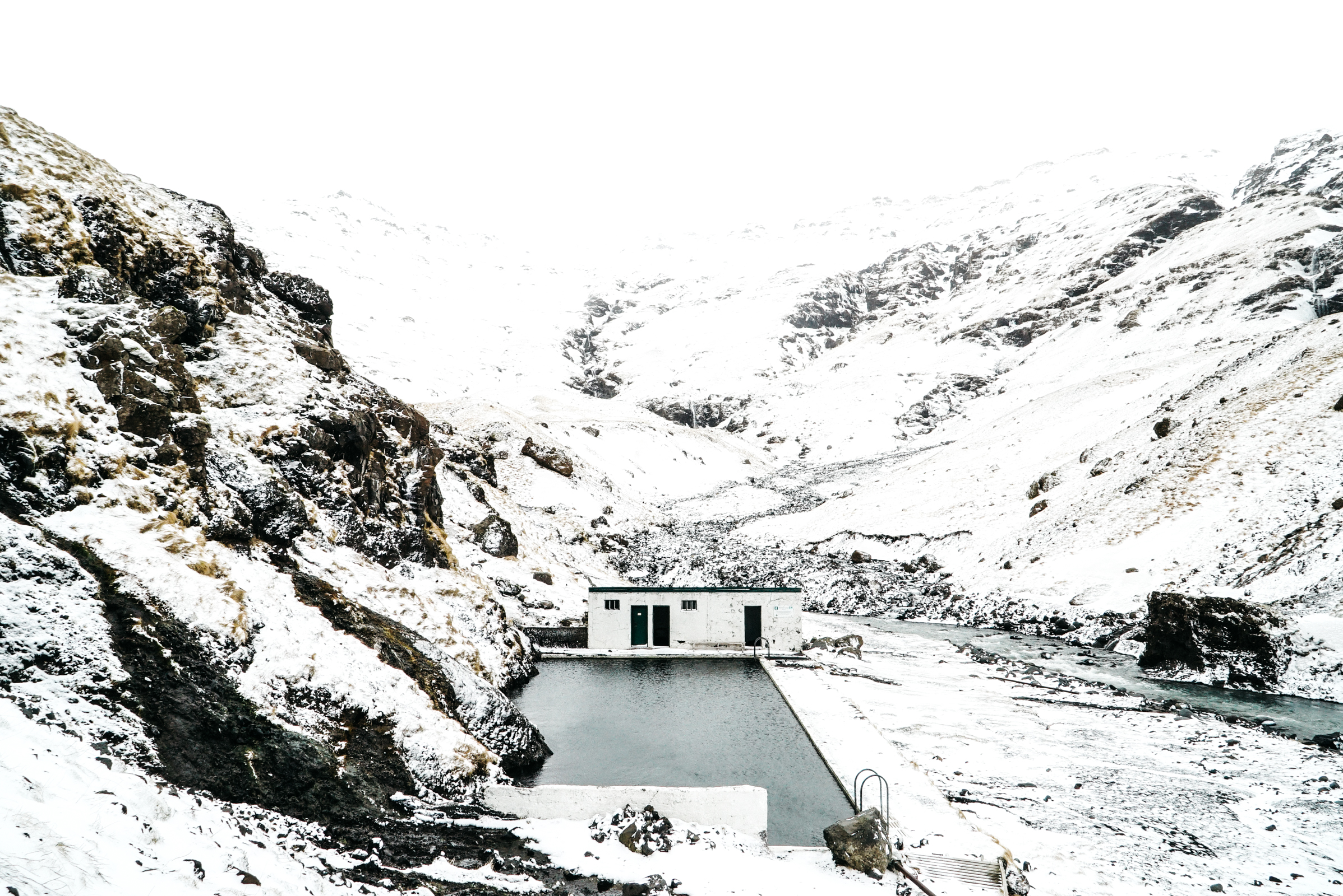 Iceland Hot Springs Travel Guide